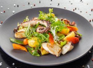 osminog salad